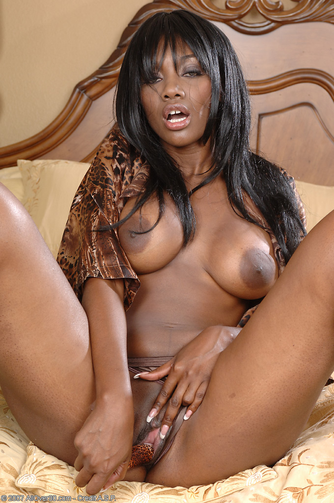 gorgeous black milf